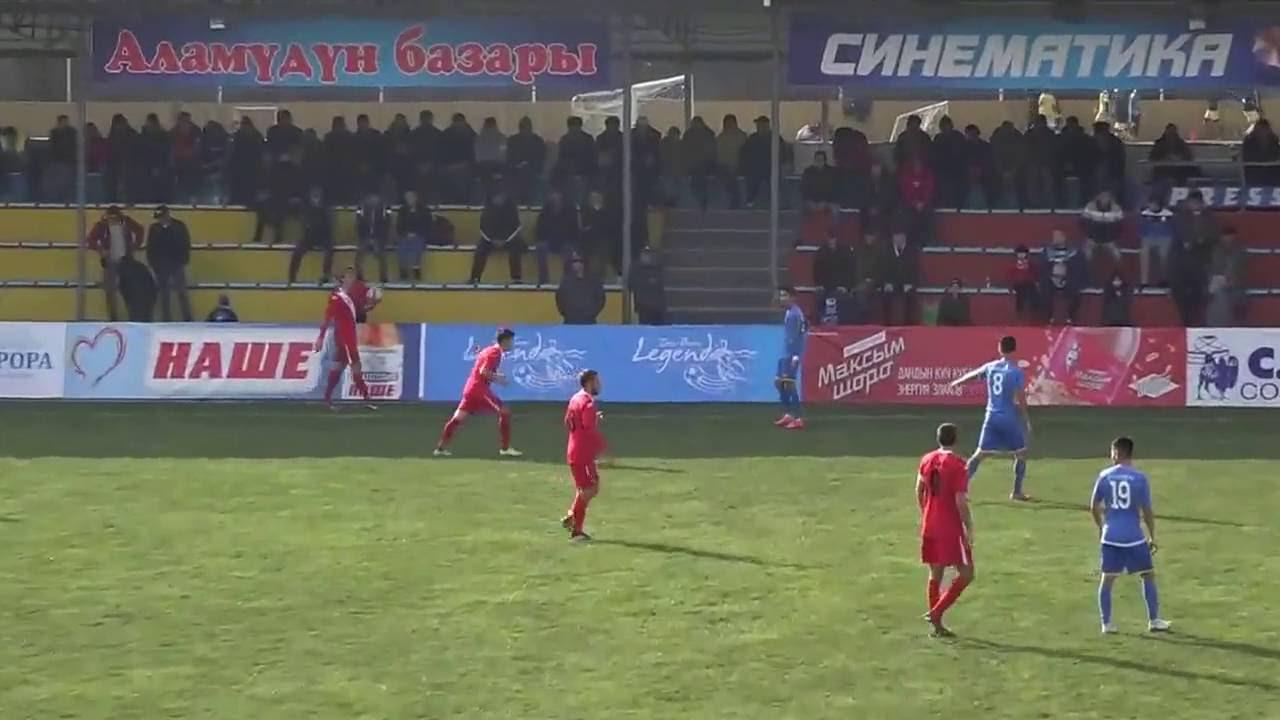 Топ-Лига-2016. Матч#62 Дордой – Алга 3:1