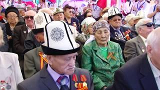 Кыргызстан в годы Великой Отечественной войны \\ Апрель ТВ
