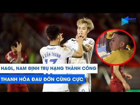 HAGL trụ hạng thành công | CĐV Thanh Hóa bỏ về với nỗi đau cùng cực | Vòng 25 V.League 2019
