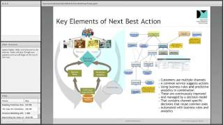 3 Keys to Success in Customer Next Best Action: Decision Modeling, Business Rules and Analytics
