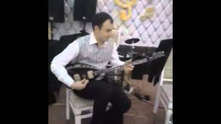 Ramin Qulamov turk sazi & Elnur sintez-Daglar oy oy