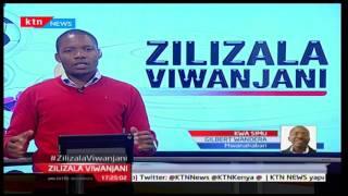 Zilizala Viwanjani: Mwanahabari-Gilbert Wandera atuharifu Rais Uhuru amtembelea Joe Kadenge