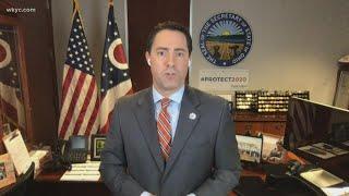 The impact of Ohio's early voting: Secretary of State Frank LaRose on 2020 election season