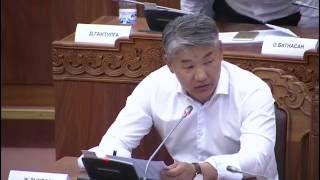Ж.Энхбаяр: С.Эрдэнэ гишүүнээ Монголын нийгэм удахгүй өөрийг чинь танина