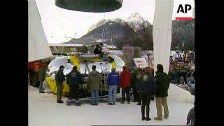 Switzerland - Latest bid to fly around the world