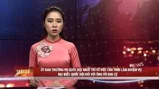 UBTVQH nhất trí về việc cho thôi làm nhiệm vụ Đại biểu Quốc hội đối với ông Võ Kim Cự