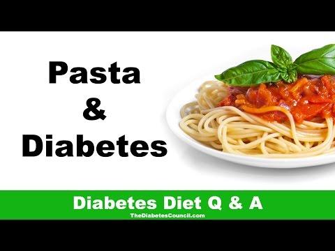 Diät für Diabetes bei Diabetes