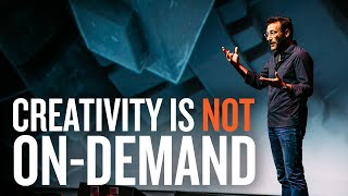 The Value of Brainstorming is Asking the Question | Simon Sinek