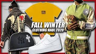 INSANE Men's Clothing Haul   New Pickups FALL WINTER 2020 (STREETWEAR & FASHION)
