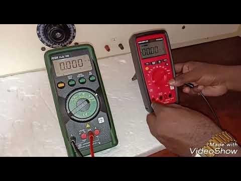 Rishabh Digital Multimeters