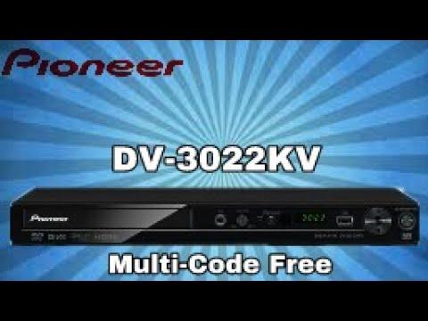 Bombay Electronics | Pioneer DV-3022KV Multi Code Free