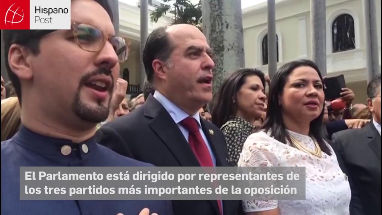 Parlamento venezolano anuncia lucha por elecciones generales