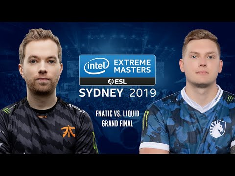 IEM Sydney 2019