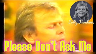 John Farnham with Ray Martin on Midday (TV Show) featuring Please Don't Ask Me
