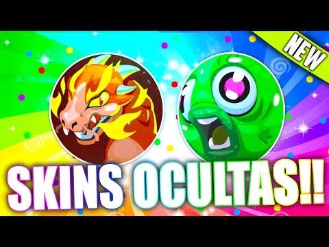 Truco DESBLOQUEAR LAS NUEVAS SKINS OCULTAS DE AGAR.IO (FREE EPIC SKINS!!!)