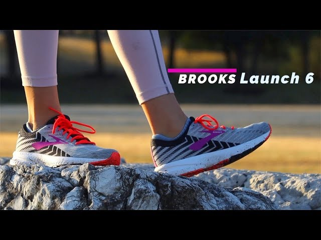 Brooks Launch 6 Running Shoe Review