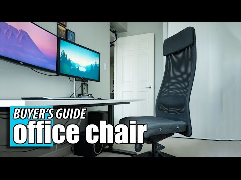 Which Office Chair?  – A Quick Buyer's Guide