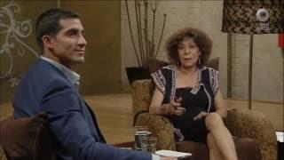 Conversando con Cristina Pacheco - Rommel Pacheco