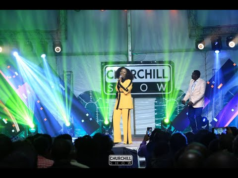 Mercy Masika Performs Live in Naivasha