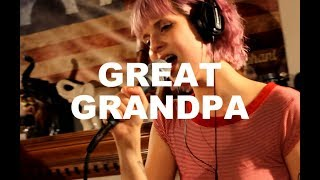 """Great Grandpa - """"All Things Must Behave / Eternal Friend"""" Live at Little Elephant (1/3)"""