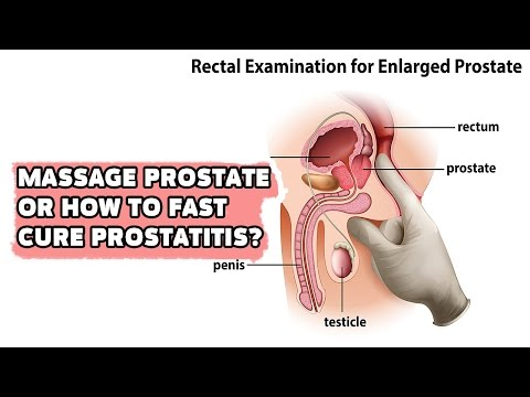 Darsonvalization für Prostata-Video