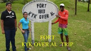 FORT KYKOVERAL TRIP...ARUWAI RESORT..ESSSEQUIBO RIVER