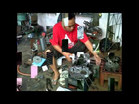 Video Modifikasi Satria F Bore Up 250cc