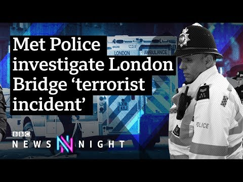 London Bridge attack: What happened? - BBC Newsnight