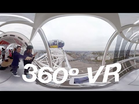 360º VR Tour of EF London ‒ #360Video