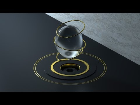 Cinema 4D Tutorial – Blowing Bubbles Using Soft Body Dynamics