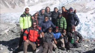 The Everest base camp is the highest base camp of Nepal. For more information, visit: www.boundlessadventure.com