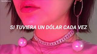 Becky G Ft. Myke Towers - Dollar (Letra/Lyrics)