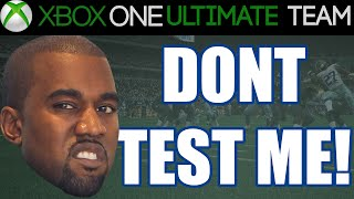 Madden 15 - Madden 15 Ultimate Team - DON'T TEST ME! | MUT 15 PS4 Gameplay