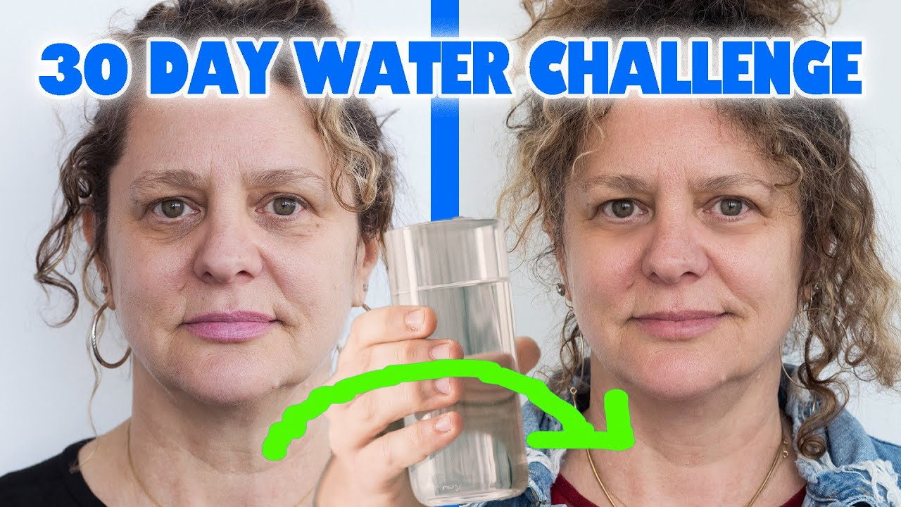 We Tried The 30 Day Water Challenge thumbnail