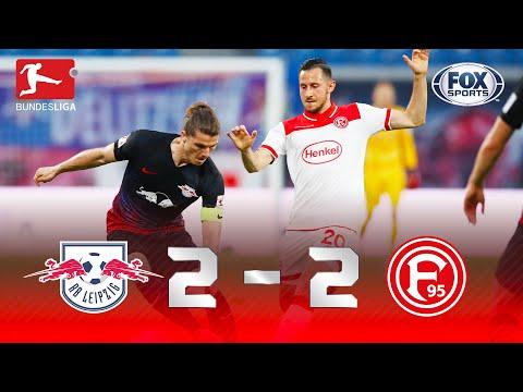 GOLAÇO E TIMO WERNER! Veja os Melhores Momentos de Leipzig 2 x 2 Fortuna Dusseldorf pela Bundesliga