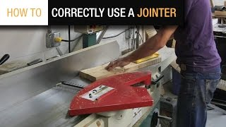 How to efficiently flatten boards using a jointer