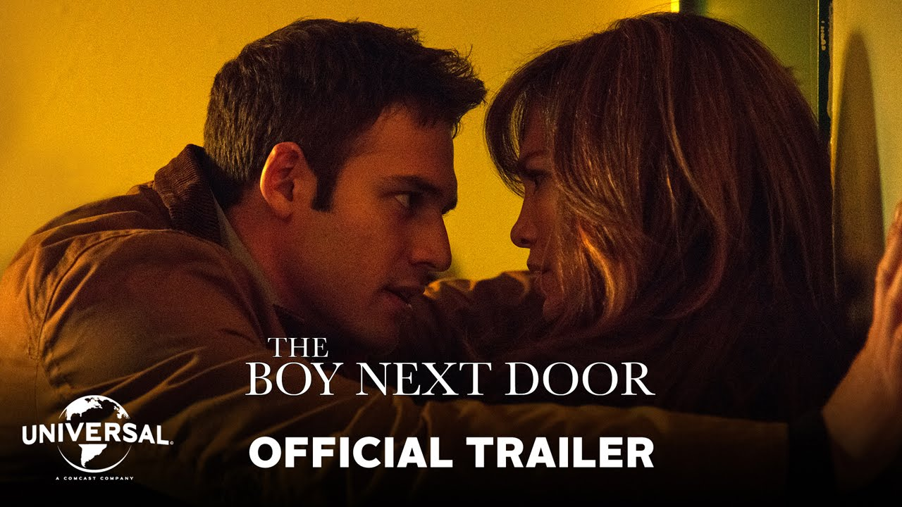 Trailer för The Boy Next Door