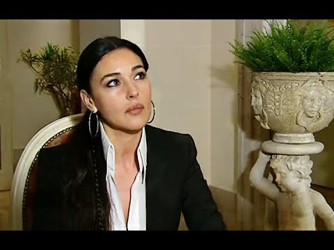 Monica Bellucci on the film