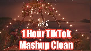 1 hour tiktok mashup clean