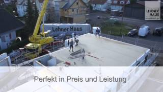 Lehner Haus: Sparsame Effizienzhäuser aus Holz