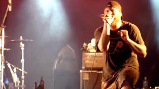 36 Crazyfists - Reviver - Soundwave 2011 melbourne