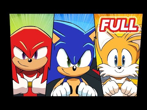 Team Sonic Racing Overdrive Complete