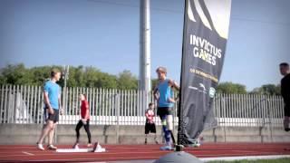 The Invictus Games 2014 - Athletics Team Prepares