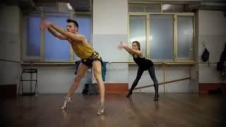 "Francesco Piazza Heels Choreography ""I Still Love You"" Jennifer Hudson Feat Elena Pera"