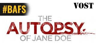 Trailer of The Jane Doe Identity (2016)