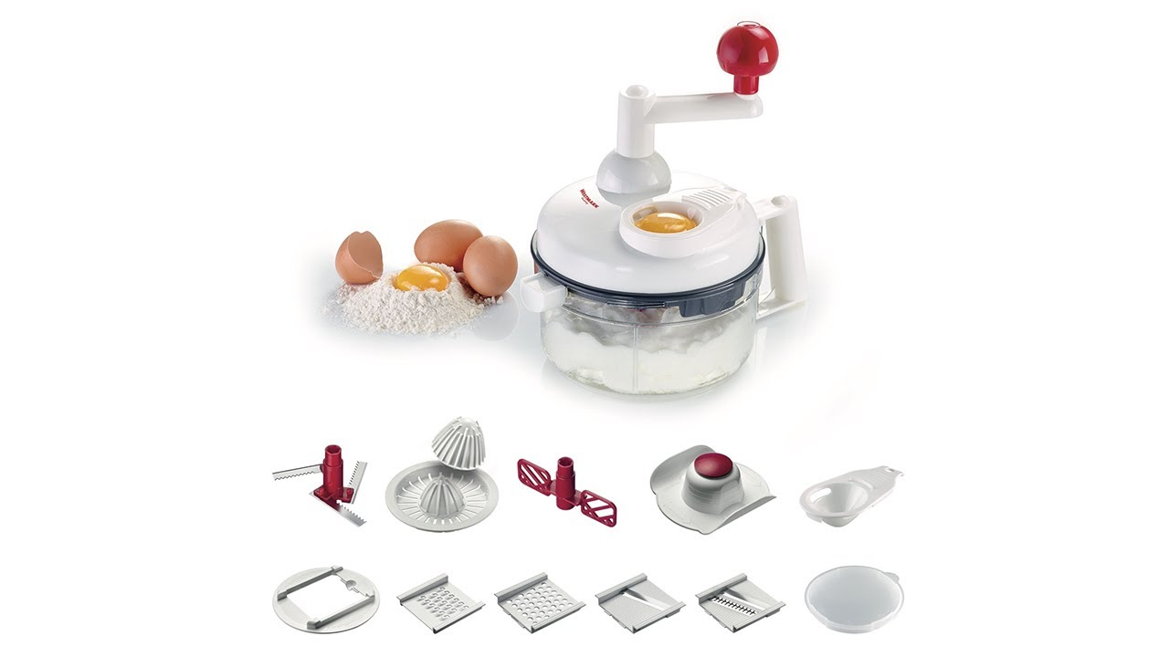Video - Westmark Keukenmachine Multi Kulti