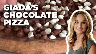 How To Make Giadas Chocolate Pizza   Food Network