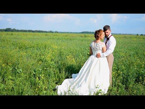 Brianna + Seth | Urbana, Ohio | Pretty Prairie Farm