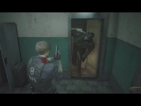 The only bad thing about this game :: RESIDENT EVIL 2