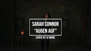 Sarah Connor - Augen auf   Cover by Si'Mone